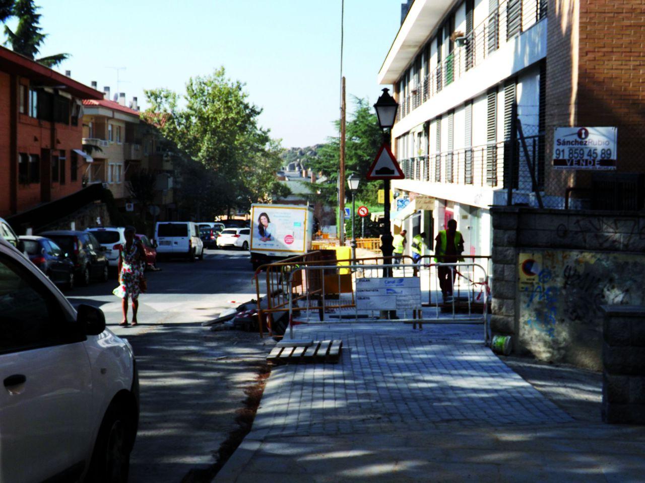 Calle José Sánchez Rubio