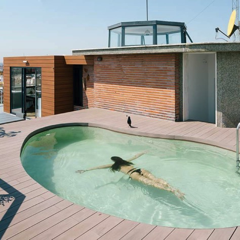 Las piscinas, un complemento de gran relax