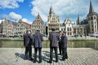 Flandes se instala en San Lorenzo a través de una muestra fotográfica