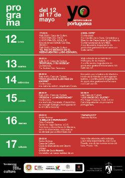 Semana Cultural Portuguesa en Torrelodones