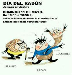 Protección Civil presenta la jornada divulgativa Día del Radón