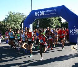 Cerca de mil personas participaros en la V Carrera Popular Solidaria HM Corre por la Vida.
