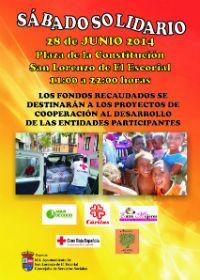 Sábado Solidario en San Lorenzo de El Escorial