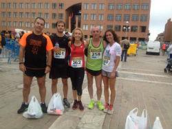 Próximos entrenamientos con el Club Marathon de Torrelodones