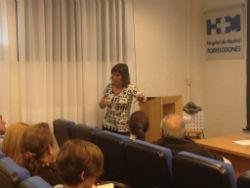 Escuela de Salud de HM Universitario Torrelodones: Cuidados del paciente con demencia o Alzheimer.