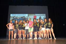 Gala de Premios para los deportistas locales en Torrelodones