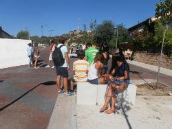 Bolsa solidaria de libros de texto en el instituto público de Torrelodones