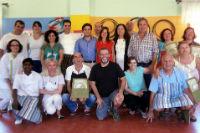 Éxito absoluto del curso de cocina en parejas de Sergio Fernández