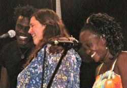 Éxito de la gala benéfica de Kelele África en Torrelodones