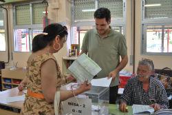 Celebrada la primera consulta popular en Torrelodones