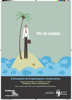 Se celebra en Torrelodones elII Encuentro de Empresarios y Autónomos .