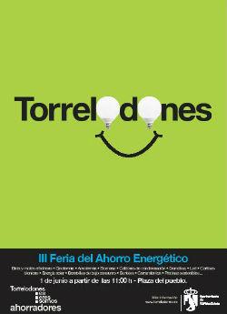 El 1 de junio se celebra en Torrelodones la III feria del ahorro energético.