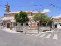 Anteproyecto de la Plaza de la Iglesia