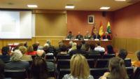 Pepe Grillo presenta su libro sobre la flora silvestre de Hoyo de Manzanares