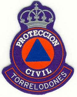 Protección Civil de Torrelodones celebra su 20º aniversario con la Feria de la Emergencia