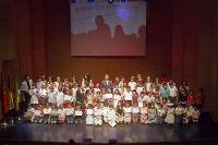 Seentregan los premios del Plan 10 a los mejores estudiantes de Boadilla
