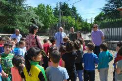 Remodelación del parque infantil de Prado Grande