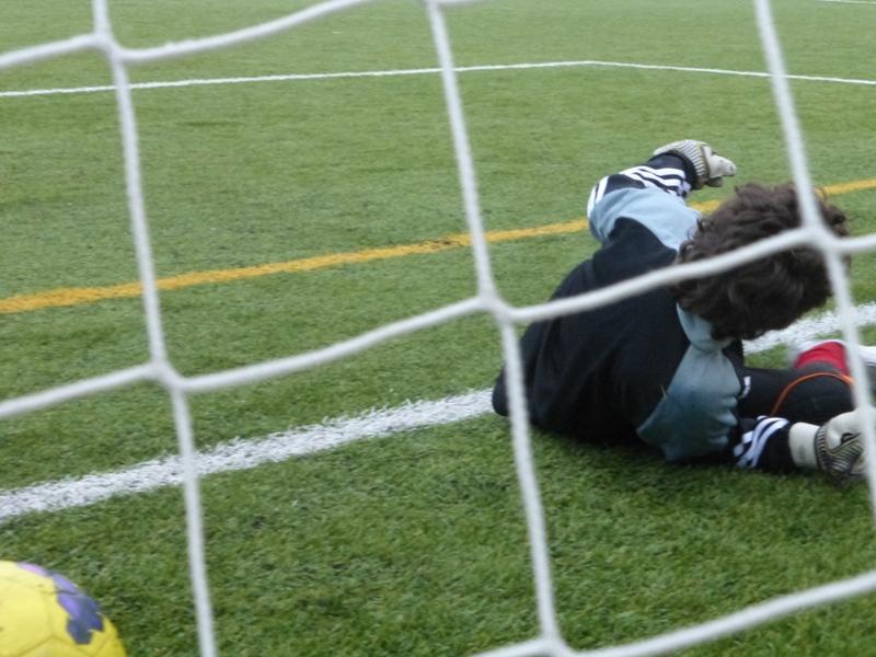 La Escuela de Tecnificación Play Fútbol Base de Torrelodones ya está en marcha.