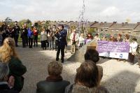 Las Rozas conmemora el Día Internacional para la eliminación de la violencia contra las mujeres
