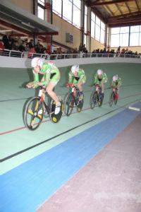 El velódromo de Galapagar acoge el Campeonato de España de ciclismo en pista
