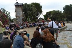 Los círculos de Podemos de la Sierra se reúnen en Torrelodones