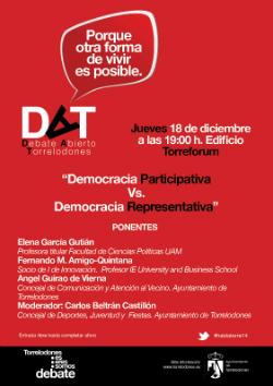 II Jornada del DAT en Torrelodones.