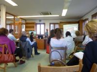 Éxito de la jornada de coaching empresarial en Hoyo de Manzanares