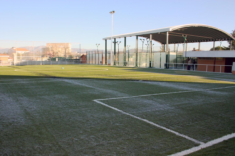 4000 metros cuadrados de nuevas instalaciones deportivas en Galapagar