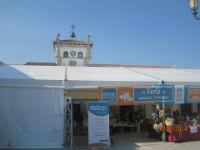 Se celebró la Feria del Comercio y la Artesanía de Hoyo y se lanza la app ViveHoyo