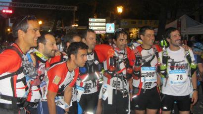 Llévame Pronto de Torrelodones en la ultramaratón Madrid-Segovia