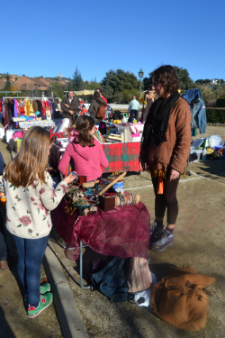 El mercadillo y el ingenio de los niños