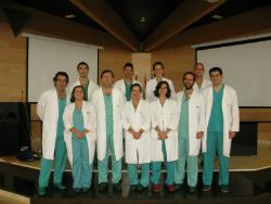 Primer premio en técnica quirúrgica para el servicio de Cirugía General de HM Sanchinarro