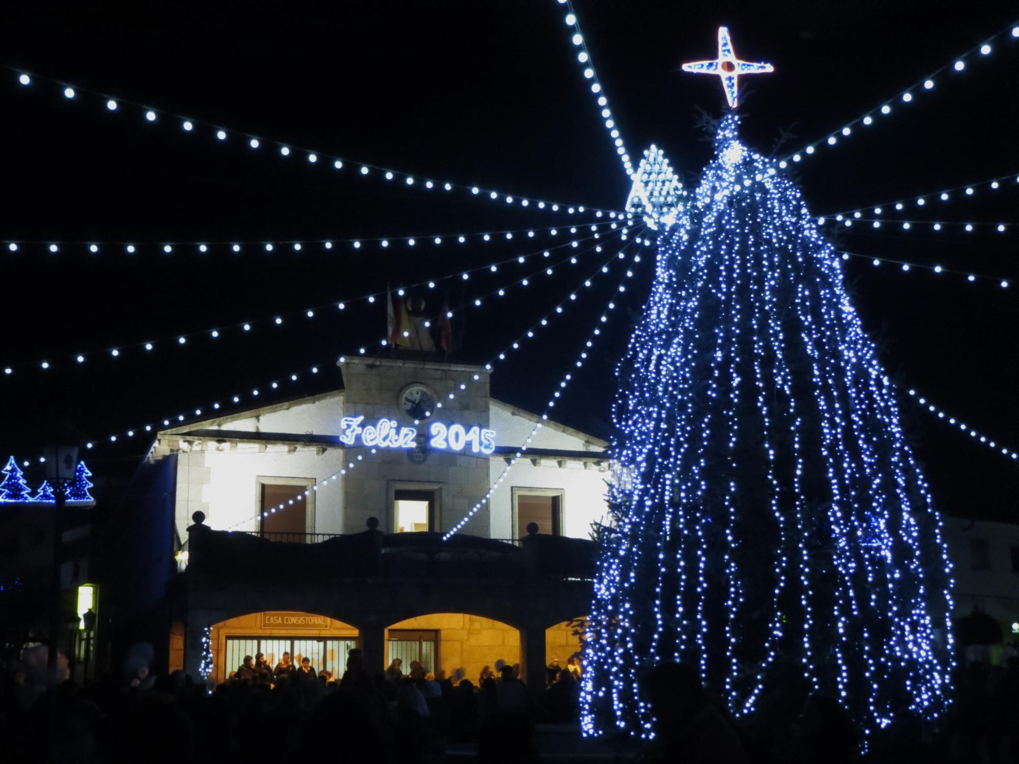 Galapagar ofrece una completa agenda para estas navidades 2014-15