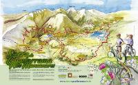 La Sierra de Guadarrama en la Feria de la Bicicleta Unibike 2014 en Ifema