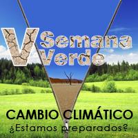 El cambio climático en la V Semana Verde de la Universidad Carlos III