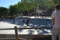 """Un """"Skate Park"""" para los jóvenes en Hoyo"""