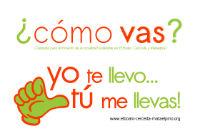 """La campaña """"Yo te llevo… tú me llevas"""" impulsa la práctica del autostop entre El Boalo, Cerceda y Mataelpino"""