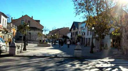 Comienzan las obras de peatonalización de la calle Real.