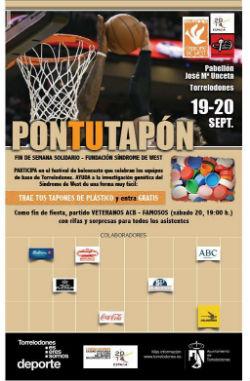 Baloncesto solidario este fin de semana en Torrelodones