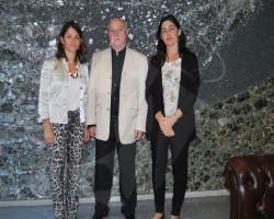 El escultor Juan Moral dona 20 obras a Torrelodones