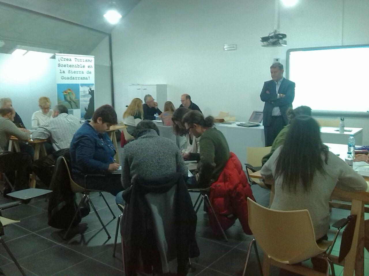 Los empresarios de Guadarrama fomentan el Ecoturismo