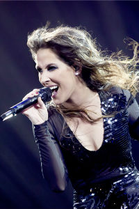 La cantante Malú será la estrella musical de las Fiestas de San Miguel 2014 en Las Rozas