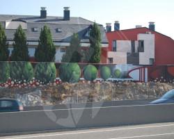 Cambios en el paisaje urbano de Torrelodones