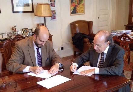 La Universidad Nebrija y la Autónoma de Lisboa firman un acuerdo de cooperación