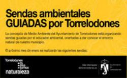 Sendas ambientales guiadas por Torrelodones: octubre