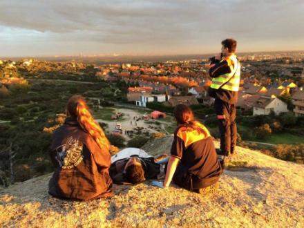 Protección Civil de Torrelodones realiza un nuevo simulacro de emergencia