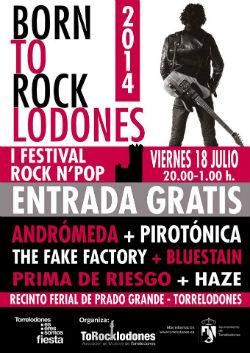 Festival Rock'N Pop en Torrelodones