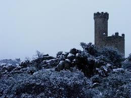 Alerta amarilla por nieve en Torrelodones