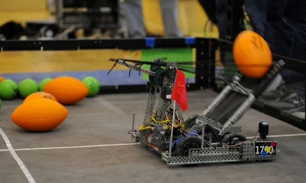 VEX Robotic Competition en Torrelodones