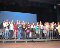 Celebrado el Encuentro Escolar de villancicos en Torrelodones